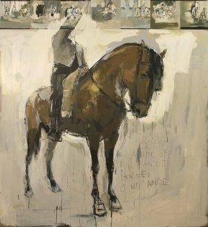 Portrait équestre