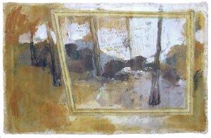 Landscape with plague II