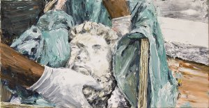Tête de Marc Aurèle III